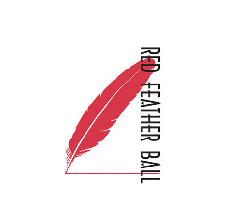 Red Feather Ball logo